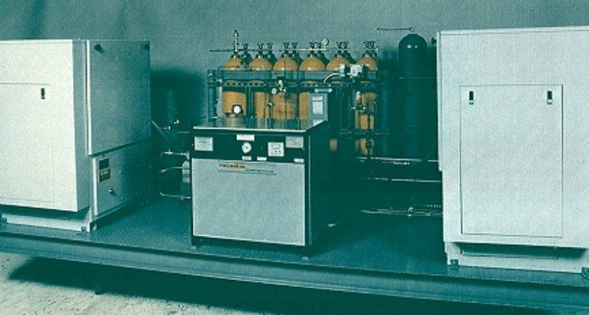 Hyge Compressed Air Module