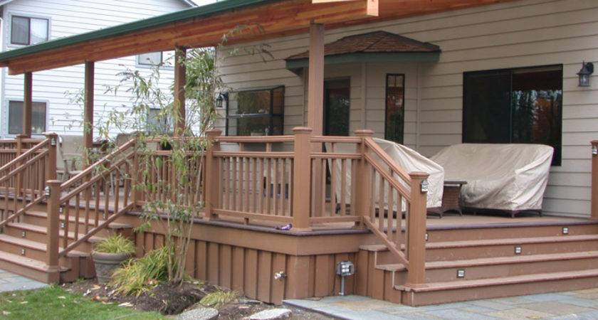 Ideas Car Covered Porch Plans Mobile Homes Create Kitchen