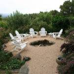 Ideas Country Garden Fire Pit Fruit Trees