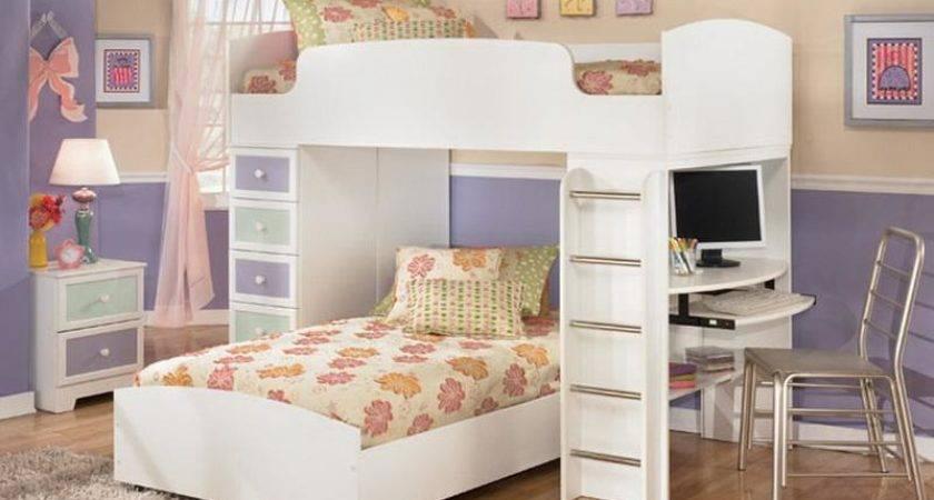 Ideas Little Girl Rooms Make Your Girls Room