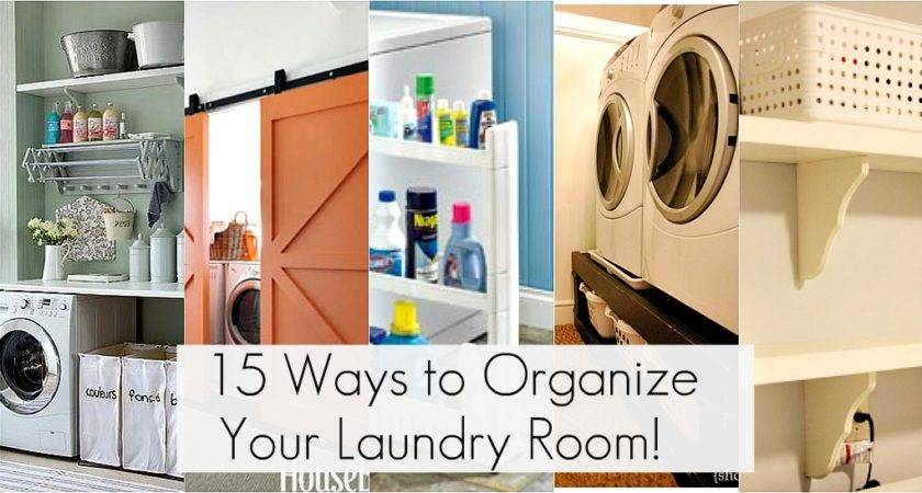 Ideas Organize Every Area Your Home