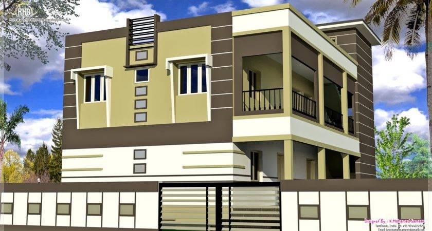 Indian House Exterior Designs Kerala Home Design Floor Plans