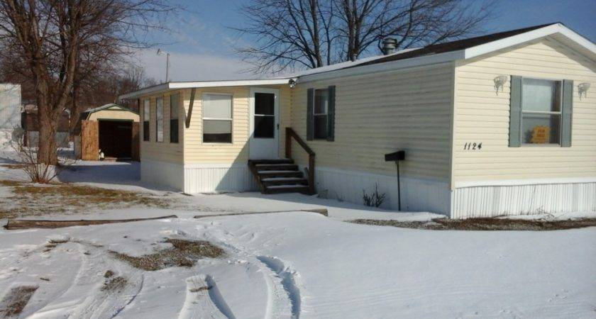 Indiana Mobile Home Sale Rushville Homes