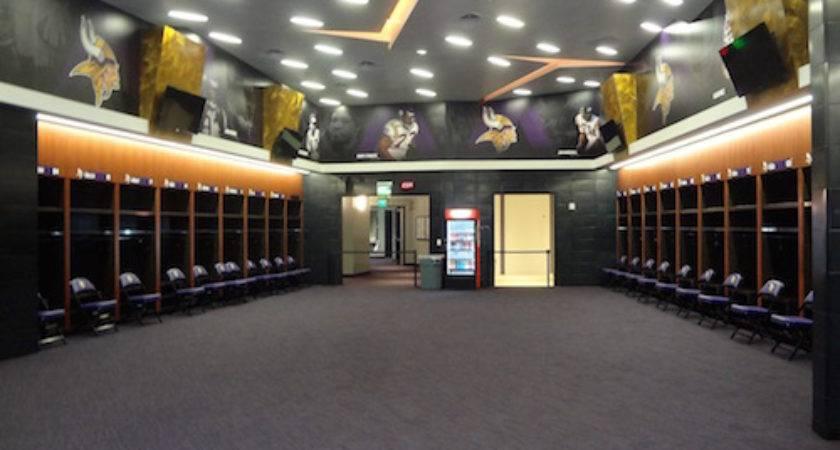 Inside Look Minnesota Vikings Bank Stadium