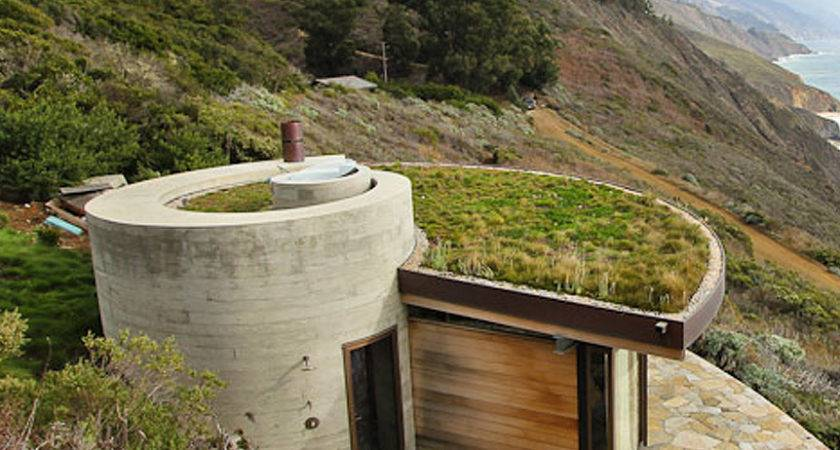Inside Out Thomas Cowen Seashell Inspired Big Sur Beach House
