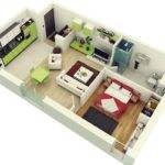 Inspirational Bedroom Green House Plans Ideas Home