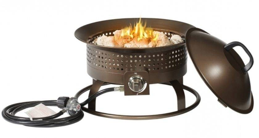 Inspiring Shop Gas Fire Pits Lowes Portable Propane