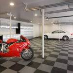 Interior Garage Designs Designer
