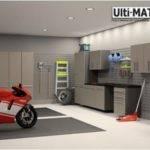 Interior Garage Designs Storage Cabinets