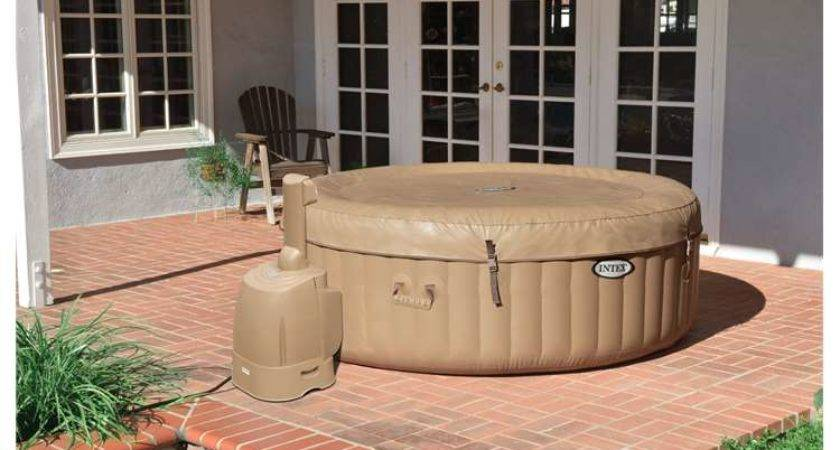 Intex Purespa Bubble Therapy Inflatable Spa Vminnovations