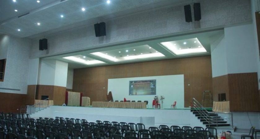 Intrior Electrical Systems Modular Furniture Conference Halls