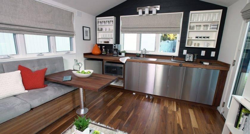 Introducing Intel Smart Tiny House Exploring Home