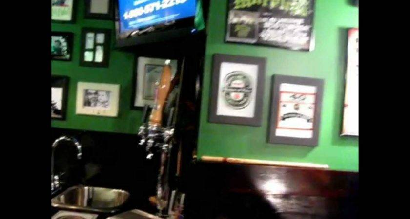 Irish Pub Basement Bar Man Cave Build Your Own Home Youtube