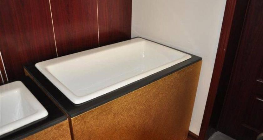 Iron Enamel Undermount Kitchen Sinks Buy Rectangular Cast
