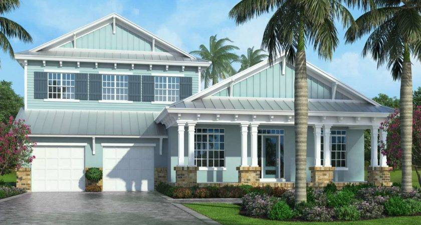 Islamorada House Plan Energy Smart Home Plans