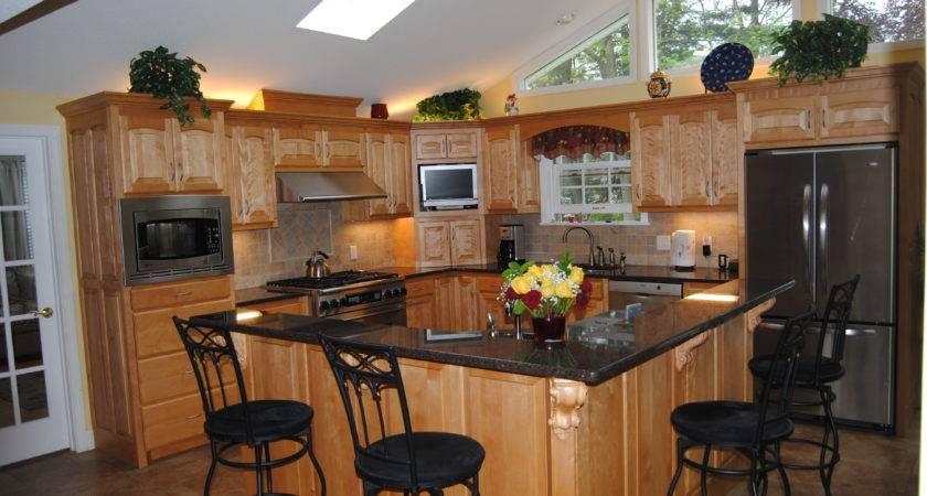 Island Design Ideas Kitchen Decor