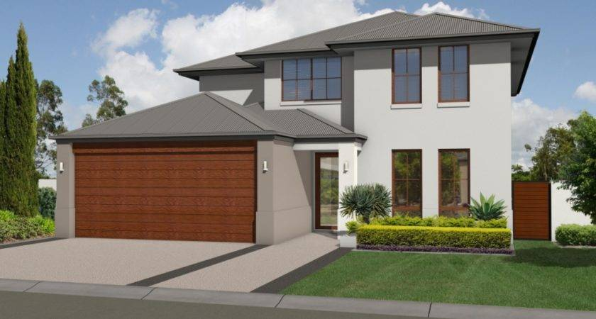 Izar Double Storey Designs Broadway Homes