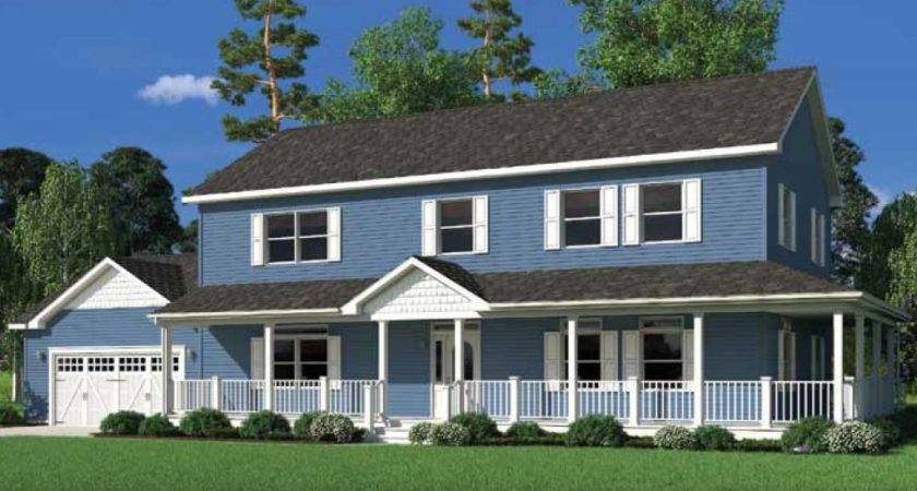 Jefferson Iii Two Story Modular Home Bed