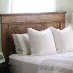 Jenny Steffens Hobick Built Bed Diy Wooden Headboard