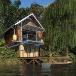 Jetson Green Tiny Eco Friendly Prefab Called Crib