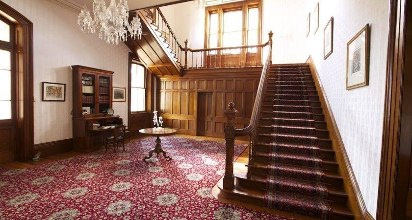Jimbour House Inside Staircase Wikimedia