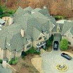 Joe Johnson Home Atlanta Aerial Photos Celebrity Homes