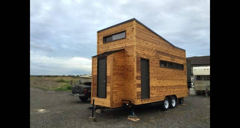 Kequyen Tiny House British Columbia Youtube