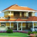 Kerala Model Architecture House Home Design