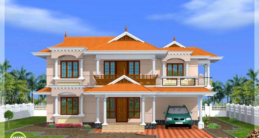 Kerala Model Home Feet Design Floor Plans