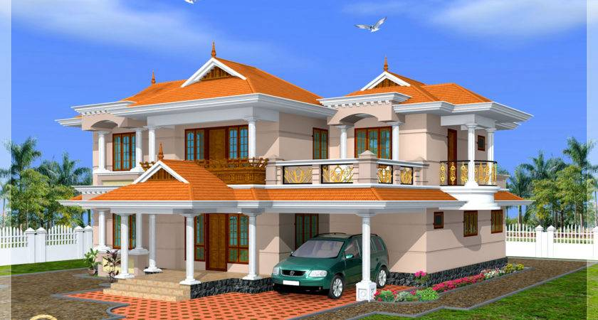 Kerala Model Home Feet House Design Plans