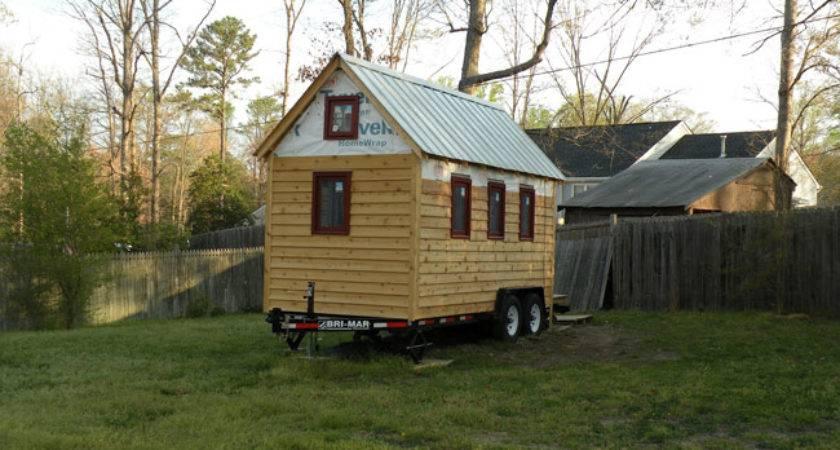 Kevin Tiny House Built Tumbleweed Company Plans