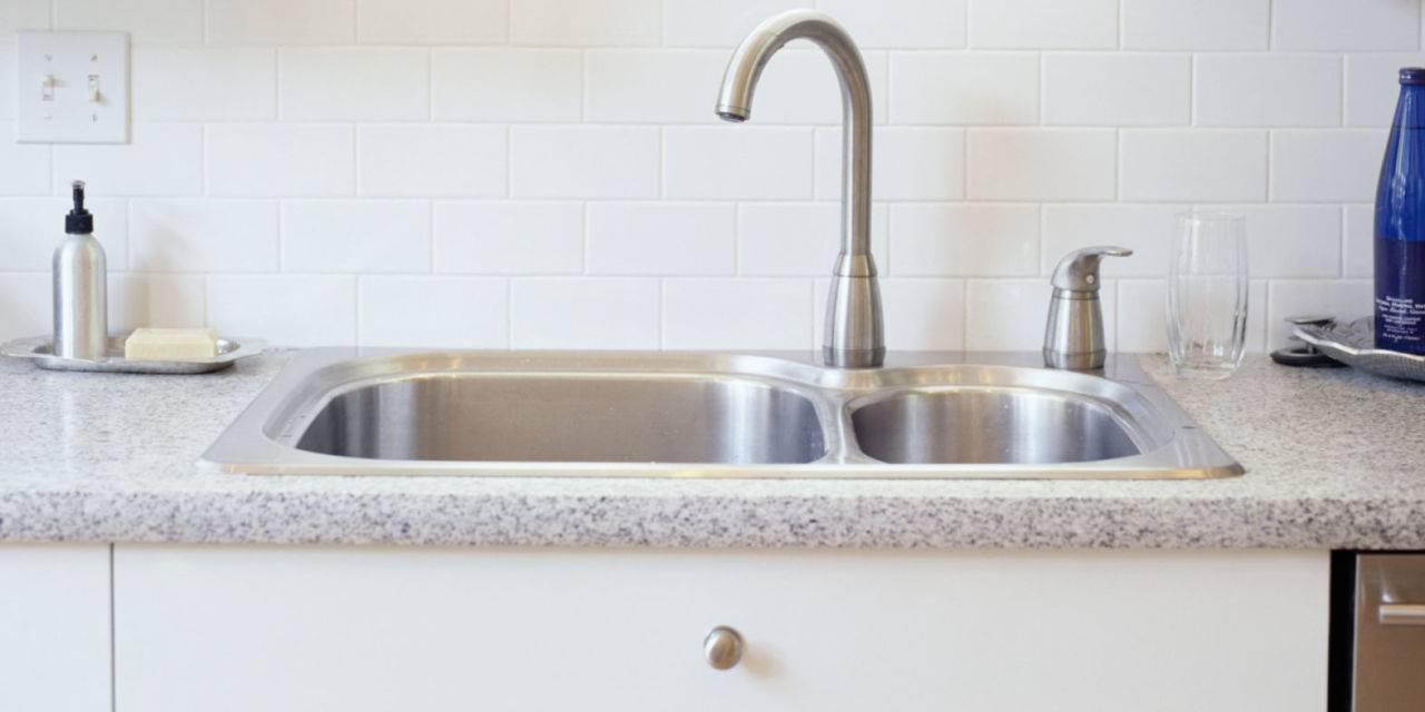 Kitchen Cleaning Tips Clean Sink