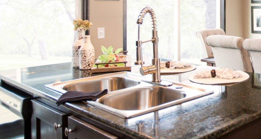 Kitchen Sink Options Porcelain Stainless Big Sky Homes