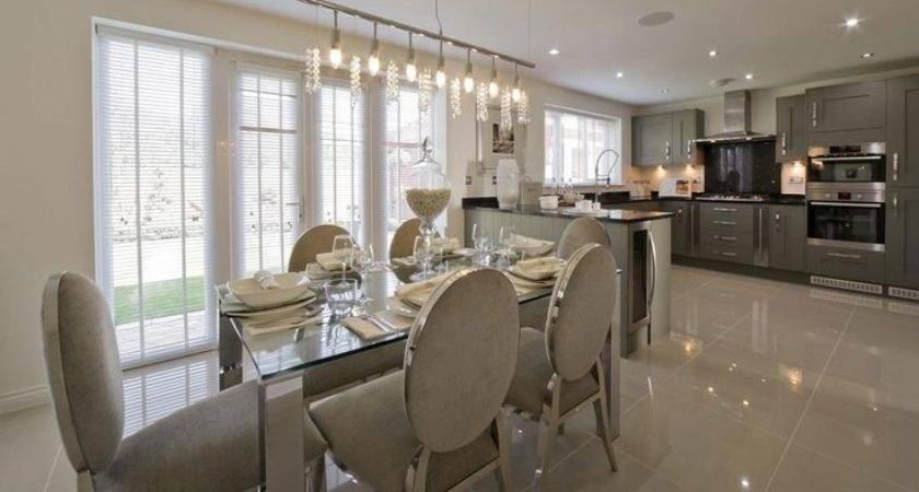 Kitchen Taylor Wimpey Show Home