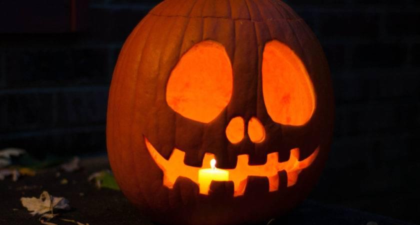 Kitty Halloween Pumpkin Lantern Cute Sure Simplest Yet