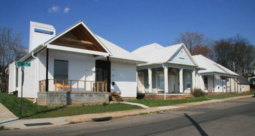 Knoxville Ghost Houses Elegant Sustainable Homes