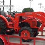 Kubota Tractor Packes Youtube