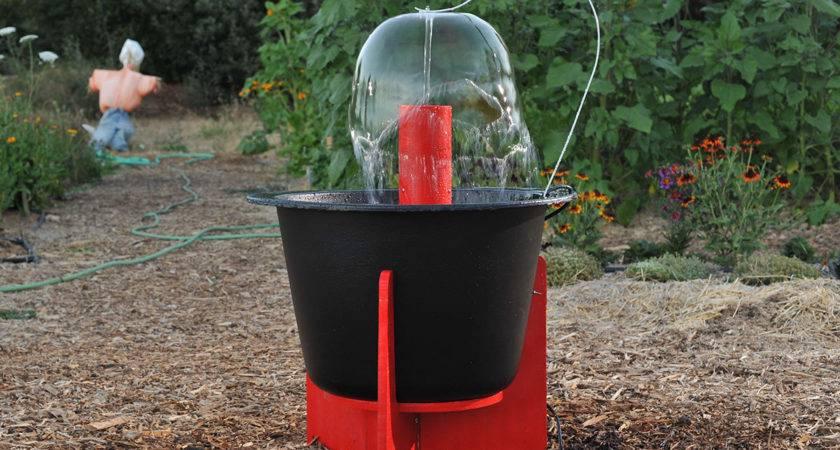 Laminar Flow Water Fountain Make