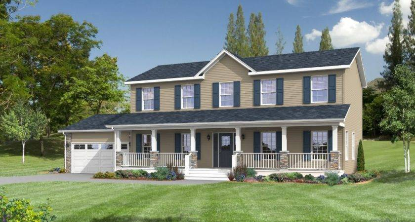 Land Home Package Dream Street Modular Homes Clifton Park