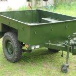 Land Rover Trailer Sale