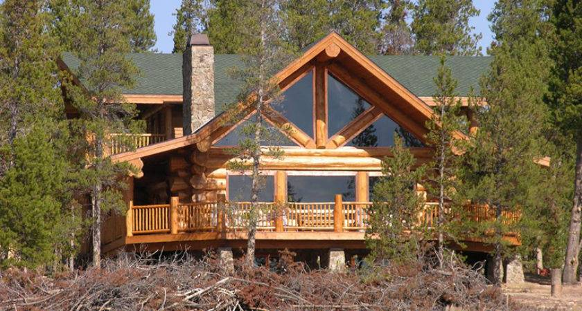 Land Sale Log Home Articles Homes Packages