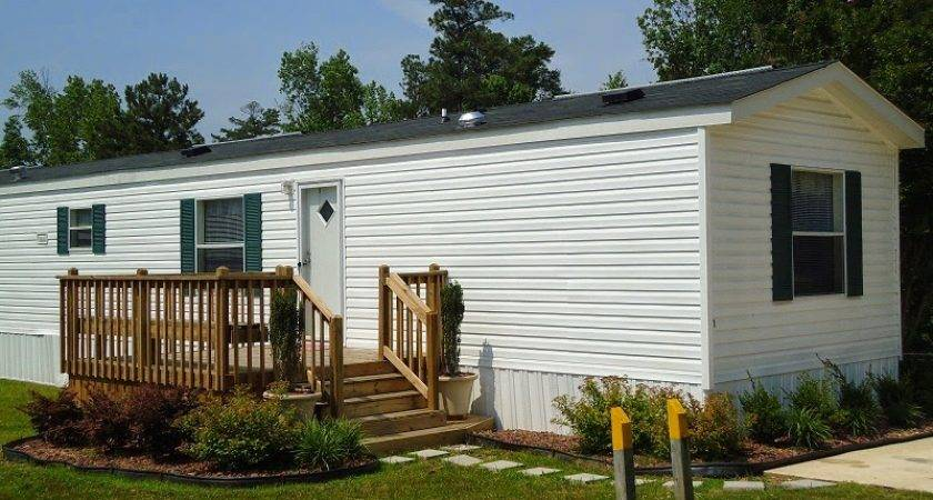 Landscaping Ideas Small Mobile Home