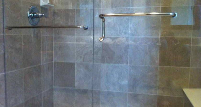 Large Fiberglass Shower Pan Ideas Applying