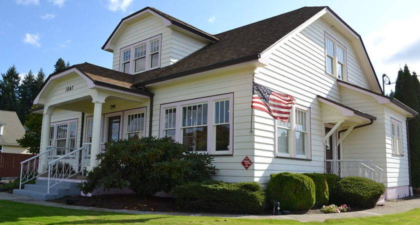 Lasells Stewart House Cottage Grove Oregon