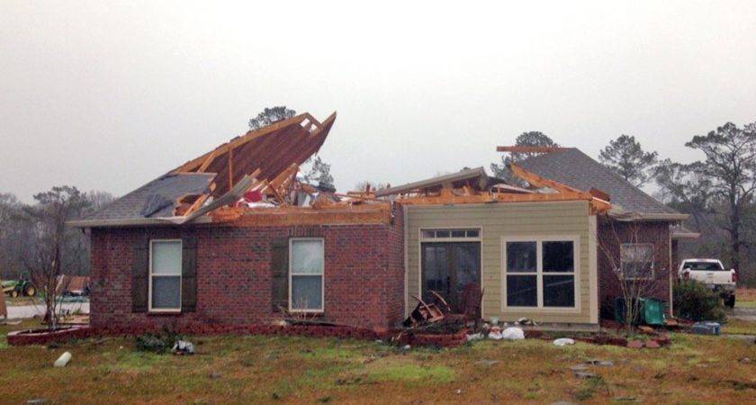 Latest Weather Service Confirms Tornado Pensacola Wsbtv
