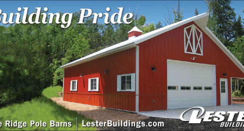 Lester Buildings Dealer Residential Builders
