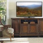 Lexington Coventry Hills Danbury Media Console Autumn Brown
