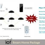 Lifestyle Our Customers Enjoy Smart Home Package