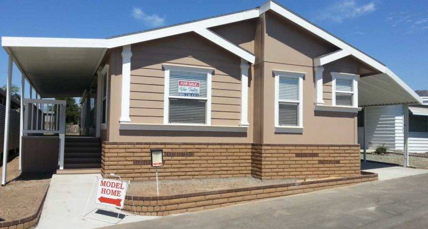 Living Fleetwood Mobile Home Sale Verne