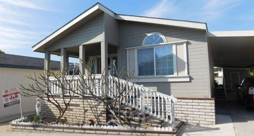 Living Hallmark Manufactured Home Sale Placentia